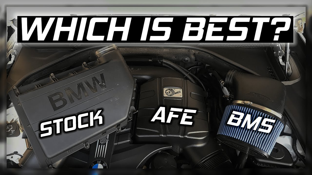 Download Burger Motorsports & aFe Power Stage 2 Performance. Which Is Best?