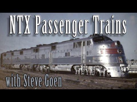 Passenger Trains of North Texas