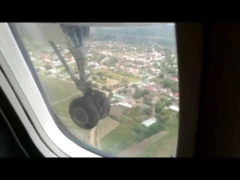 (KIV) Chisinau International Airport Landing - Chisinau, Moldova