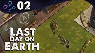 Visite du Bunker Alpha - LAST DAY ON EARTH: SURVIVAL [Fr] #02