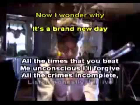 Brand New Day - Dr. Horrible (karaoke)