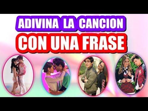 Adivina La Cancion con una Frase - Like la Leyenda