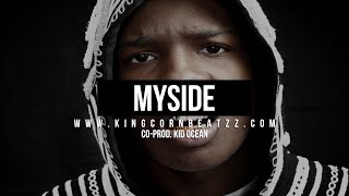A$AP Rocky Type Beat - My Side ( Prod. King Corn Beatzz & Kid Ocean )