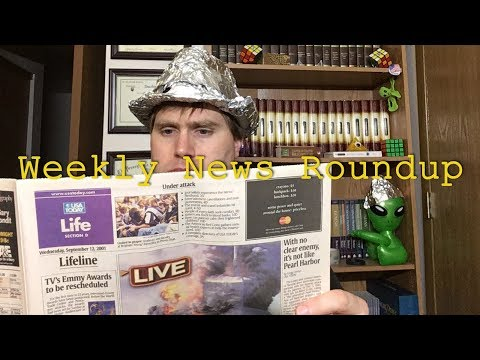 Killer Robots are Coming! Weekly News Roundup