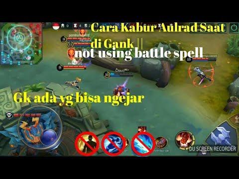 Rahasia Aulrad Kabur saat di Gank | anti spell2 Club