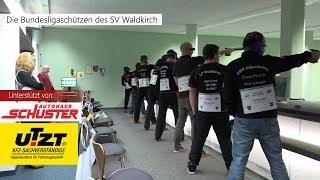 Sport im Landkreis Günzburg – Die Bundesliga Schützenmannschaft des SV Waldkirch