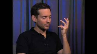 Ellen K Interviews Tobey Maguire about his new movie, Brothers