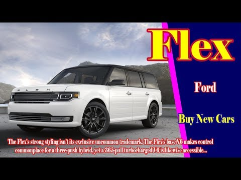 ford flex review |  ford flex redesign |  ford flex sel |  ford flex colors