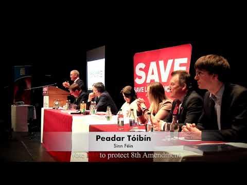 PROTECT THE 8TH: Peadar Tóibín TD
