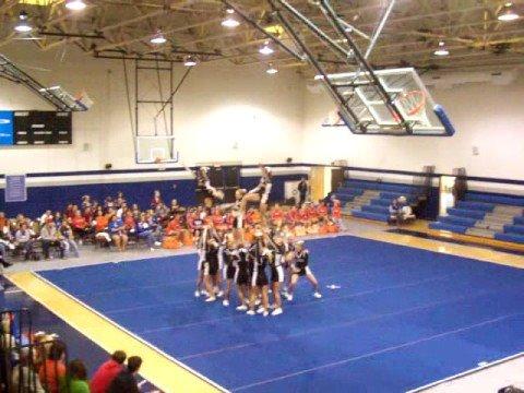 Calhoun High School @ North Georgia Cheer Classic