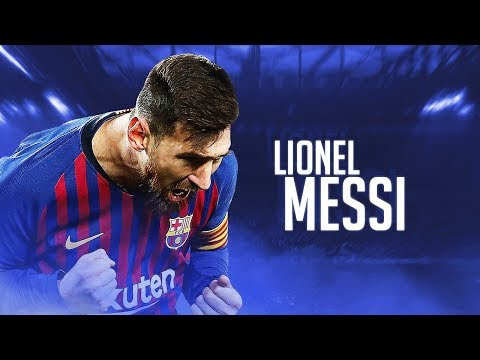 Lionel Messi - Goal Show 2018/19 - Best Goals for Barcelona