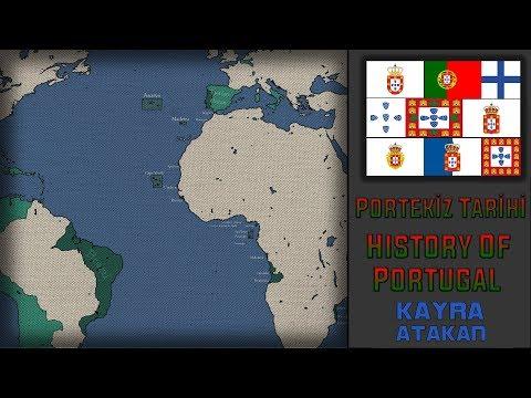 Portekiz Tarihi---History of Portugal
