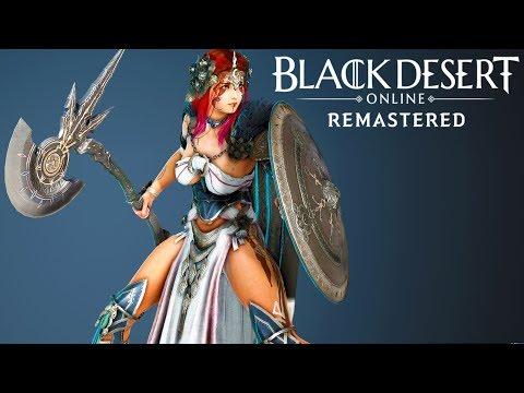 Spela Black Desert Online Gratis på Steam just nu