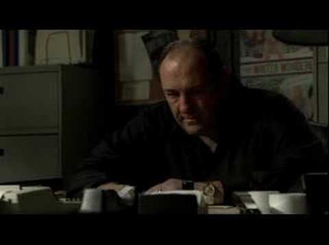 Tony Sopranos crew discuss AJ's attempted Suicide