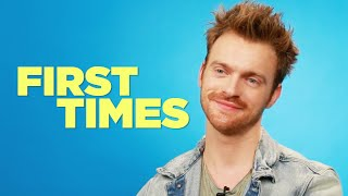 FINNEAS Tells Us About His First Times Video
