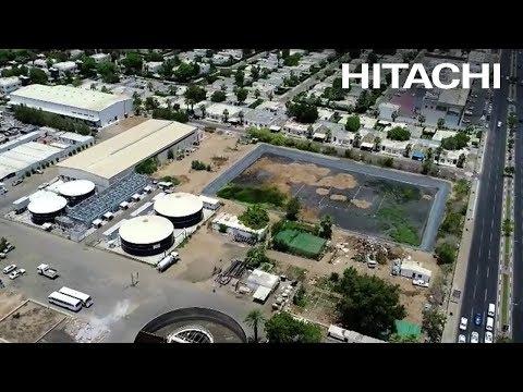 EPC of Compct Hitachi Sewage Treatment Plant in Saudia City in Jeddah - K.S.A.- Hitachi