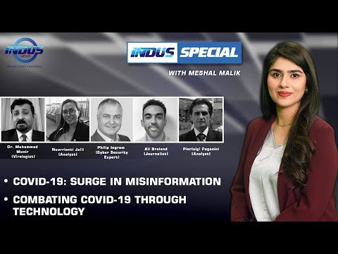 Indus Special - Wednesday 25th March 2020