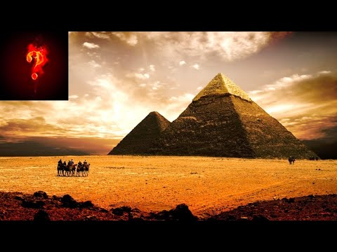 Who Really Built The Great Pyramids?