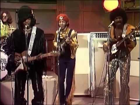 Sly & The Family Stone Thank You (Falettinme Be Mice Elf Agin) HQ Audio