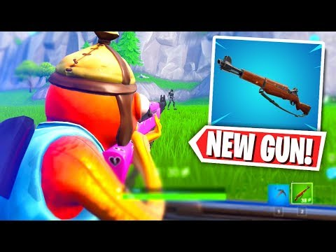 *NEW* Infantry Rifle Gameplay, Free Camo Wrap & HUGE Creative Mode Update! (Fortnite)