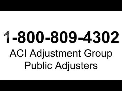 Coconut Creek Public Adjusters Insurance Claims Florida