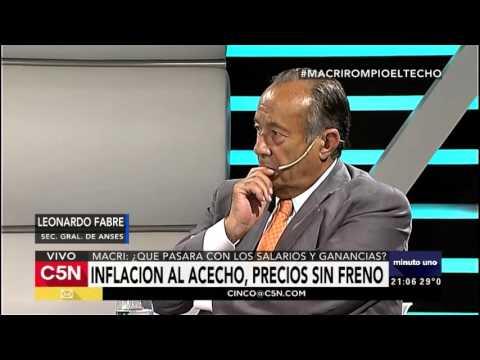 C5N - Minuto Uno: El debate por las políticas del presidente Macri