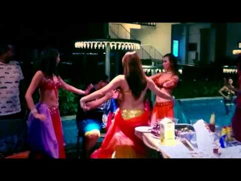 Belly Dance for Birthday Parties in Singapore, Ep. 2 - SHYNZ PRODUCTIONS