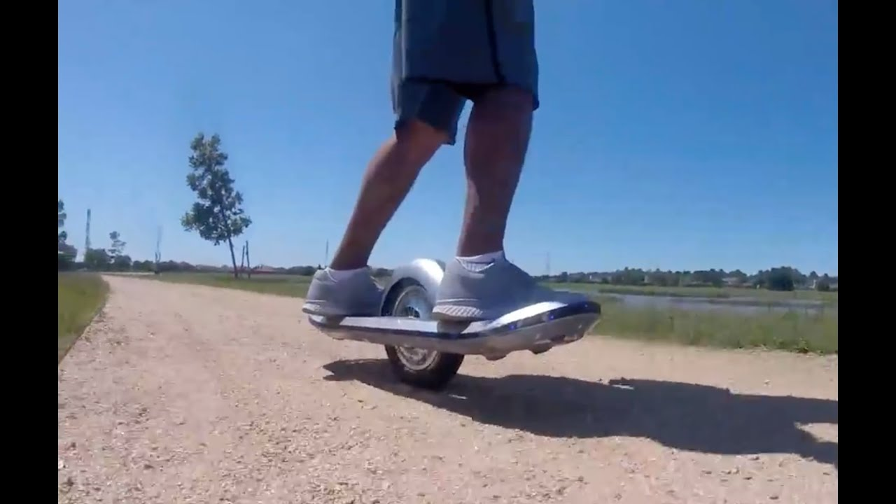 One Wheel Hoverboard 10 Inch Electric Skateboard