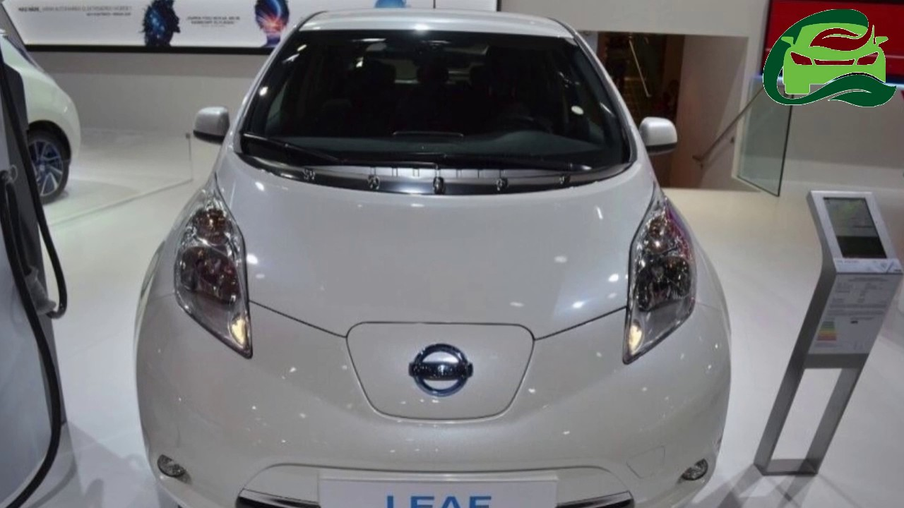 The Nissan Leaf Electric Car Has A Maximum Range Of 160 Km