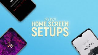 The Best Home Screen Setups #1