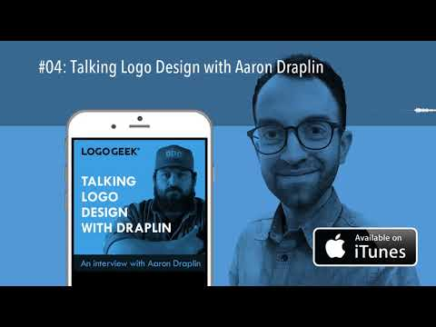 Talking Logo Design with Aaron Draplin [Logo Geek Podcast]