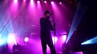 mesh - When the city breathes (live in szene, Vienna, 2013.04.15.)
