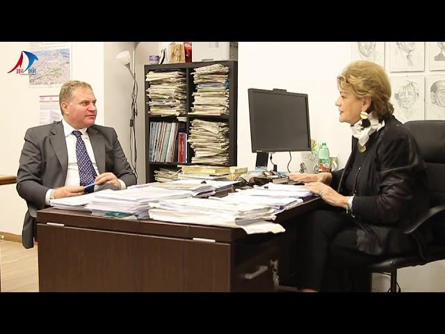 INTERVISTA A STEFANO GRAZIANO (PARTITO DEMOCRATICO) - APPIA POLIS