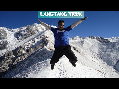 Kathmandu Langtang Trekking