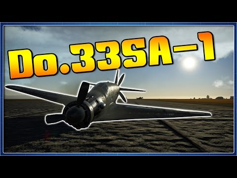 The Do. 335A-1   WHALE ON STEROIDS (War Thunder 1.57 RB Gameplay)