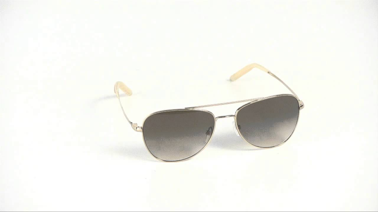 48a512f05c6ad Mosley Tribes Mateo 55 Sunglasses - Gradient Mineral Glass Lenses ...