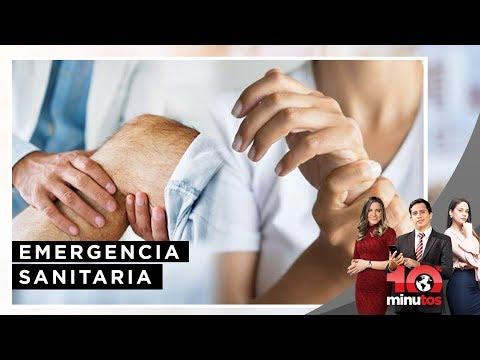 Emergencia por síndrome Guillain-Barré - 10 minutos Edición Matinal