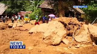 One of seven missing after landslide at Mae Hong Son refugee camp found dead