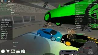 Vehicle Simulator Glitch LuL - Roblox