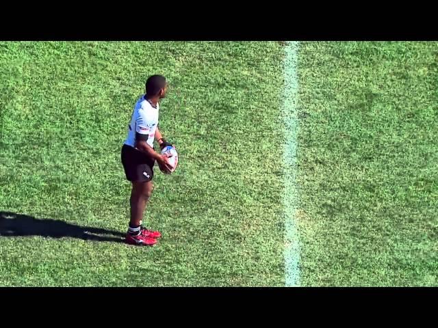 Fiji v South Africa, Semi-Finals, Las Vegas 7s 2015