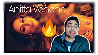 Anitta - Veneno (Official Music Video) Reaction