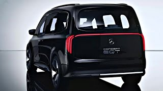 2022 Mercedes EQT (Concept) All electric luxury minivan! mercedes eqt 2022! (preview) t-class!
