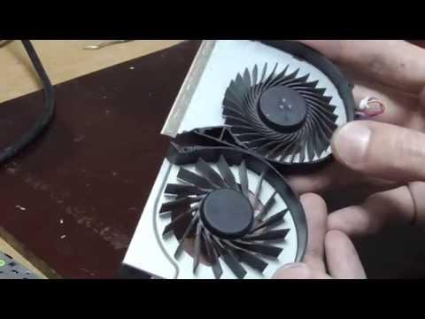 Как впихнуть невпихуемое или замена вентилятора HP G6