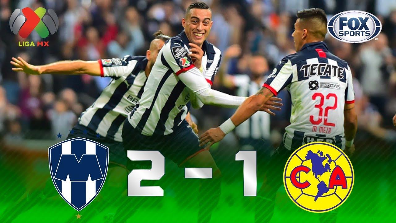 sale uk best quality buying new Resultados | Monterrey vs América partido final Liga MX ...