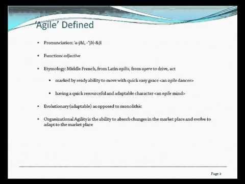 Agile Product Marketing & Management for Enterprise Software Start-ups