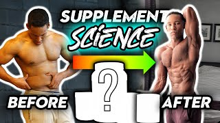Weight Loss Supplements - 5 Best Supplements to Build Muscle & Lose Fat (FASTER)