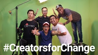 YouTube Creators for Change: Cameo Project thumbnail