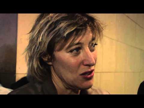 Valeria Bruni Tedeschi, réalisatrice LES TROIS SOEURS