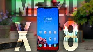 Обзор Meizu X8 на 710 Драконе. Покофон от Meizu, с наездом на Xiaomi mi 8 lite