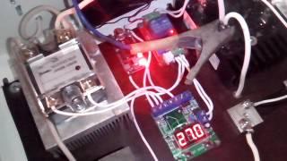 Новый контроллер заряда для ветрогенератора